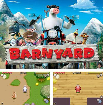 In addition to the sis game Iridion 3D for Symbian phones, you can also download Barnyard for free.