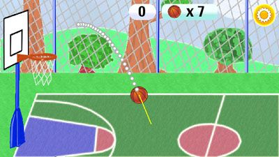 Basketball Mobile download free Symbian game. Daily updates with the best sis games.