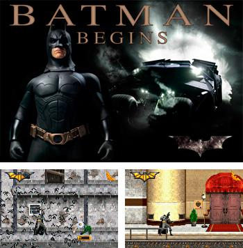 In addition to the sis game Jaws for Symbian phones, you can also download Batman Begins for free.