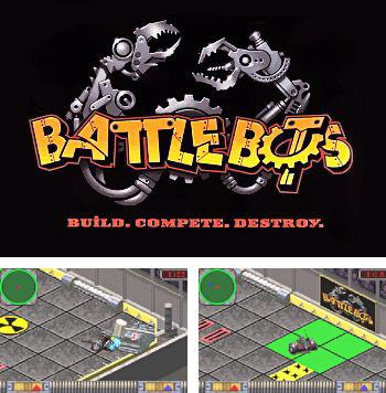 In addition to the sis game Columns crown for Symbian phones, you can also download BattleBots: Beyond the battlebox for free.