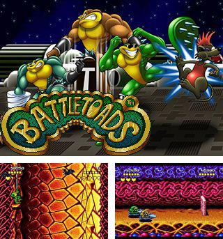 In addition to the sis game Blocked In for Symbian phones, you can also download Battletoads for free.