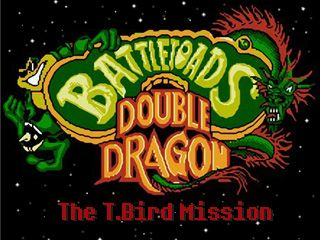 Battletoads & Double Dragon 3: The T.Bird Mission