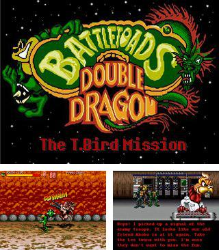 Zusätzlich zum sis-Spiel Darkman für Symbian-Telefone können Sie auch kostenlos Kampfkröten und Doppeldrachen 3: Die T-Bird Mission, Battletoads & Double Dragon 3: The T.Bird Mission herunterladen.