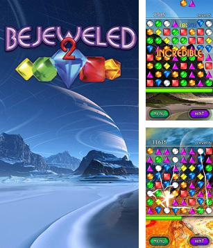 In addition to the sis game Rave master: Special attack force for Symbian phones, you can also download Bejeweled 2 HD for free.