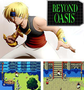 In addition to the sis game Naruto: Ninja Council 2 for Symbian phones, you can also download Beyond Oasis for free.