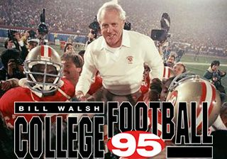 Bill Walsh College Football 95 Symbian Game Bill Walsh College