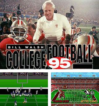 In addition to the sis game Avatar The Legend of Aang for Symbian phones, you can also download Bill Walsh college football 95 for free.