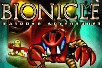 Bionicle Matoran Adventures