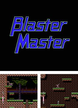 In addition to the sis game Boom Letters for Symbian phones, you can also download Blaster Master for free.