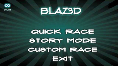 BLAZ3D - Symbian game screenshots. Gameplay BLAZ3D.