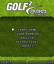 Blaze Golf Pro Contest 2 download free Symbian game. Daily updates with the best sis games.