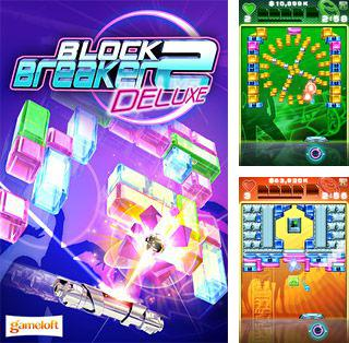 In addition to the sis game Barkley: Shut up and jam! 2 for Symbian phones, you can also download Block breaker deluxe 2 HD for free.