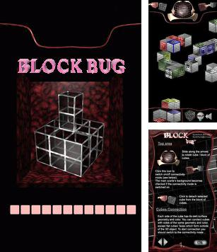 In addition to the sis game Sorcerian for Symbian phones, you can also download Block Bug 3D for free.
