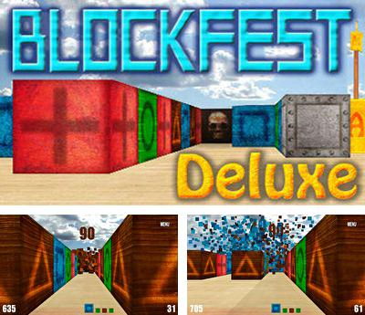 In addition to the sis game Paintball 2 for Symbian phones, you can also download Blockfest Deluxe for free.
