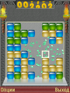 Play Blokz for Symbian. Download top sis games for free.