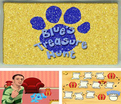 In addition to the sis game Chicken Panic for Symbian phones, you can also download Blue's Treasure Hunt for free.