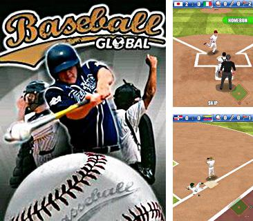 In addition to the sis game Harlem Globetrotters World Tour for Symbian phones, you can also download Global baseball for free.