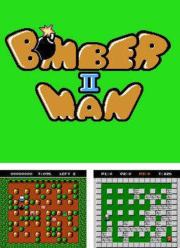 In addition to the sis game Robot wars: Advanced destruction for Symbian phones, you can also download Bomberman 2 for free.