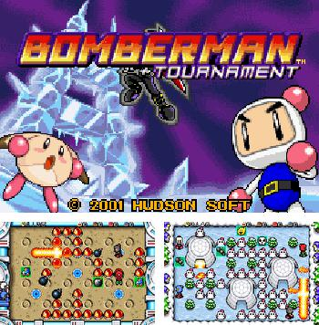 In addition to the sis game Riviera: The Promised Land for Symbian phones, you can also download Bomberman Tournament for free.