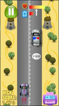 Play Bomboo car for Symbian. Download top sis games for free.