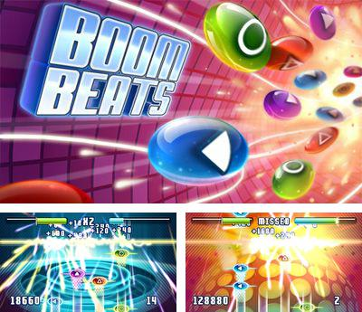 In addition to the sis game Justice League Heroes The Flash for Symbian phones, you can also download Boom Beats for free.