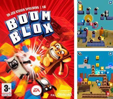 In addition to the sis game Adventures of Jimmy Neutron Boy Genius vs Jimmy Negatron for Symbian phones, you can also download Boom blox for free.