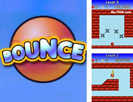 In addition to the sis game The Adventures of Valkyrie for Symbian phones, you can also download Bounce for free.