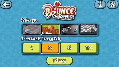 Bounce boing battle download free Symbian game. Daily updates with the best sis games.