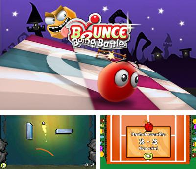 In addition to the sis game Mighty Beanz: Pocket puzzles for Symbian phones, you can also download Bounce boing battle for free.