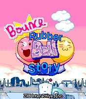 Bounce Rubber Ball Story