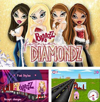 In addition to the sis game Super Fighting Spirit for Symbian phones, you can also download Bratz: Forever diamondz for free.
