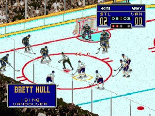 Brett Hull hockey 95 download free Symbian game. Daily updates with the best sis games.