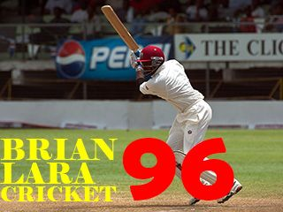 Brian Lara cricket '96