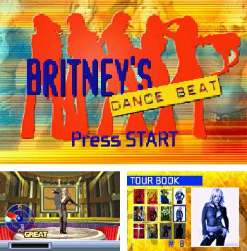 In addition to the sis game Jammit for Symbian phones, you can also download Britney's Dance Beat for free.