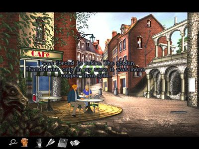 Play Broken Sword 2: The Smoking Mirror for Symbian. Download top sis games for free.