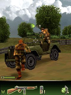 Play Brothers in arms 3 hell's highway for Symbian. Download top sis games for free.
