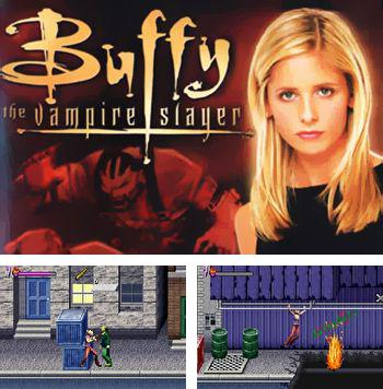 Zusätzlich zum sis-Spiel Power Rangers: Dino-Donner für Symbian-Telefone können Sie auch kostenlos Buffy der Vampirjäger: Der Zorn des Königs Darkhul, Buffy the vampire slayer: Wrath of the Darkhul King herunterladen.