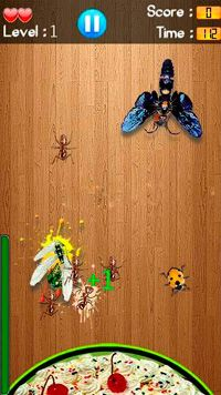 Bug Smasher Pro - Symbian game screenshots. Gameplay Bug Smasher Pro.
