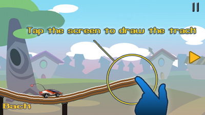Buggy Coaster download free Symbian game. Daily updates with the best sis games.