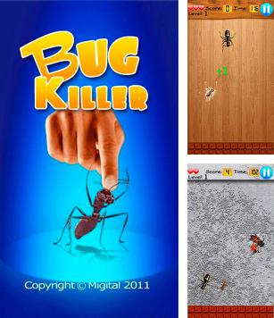 In addition to the sis game Gobliins 2 The Prince Buffoon for Symbian phones, you can also download Bug Killer for free.