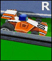 CA Carting - Symbian-Spiel Screenshots. Spielszene CA Carting.