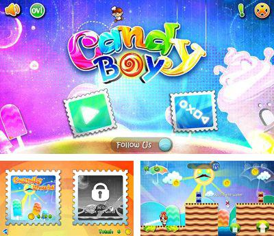 In addition to the sis game Quake 2 for Symbian phones, you can also download Candy Boy for free.