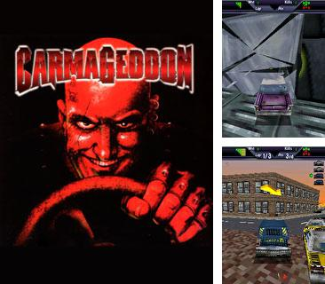 In addition to the sis game Chicken Panic for Symbian phones, you can also download Carmageddon 3D for free.