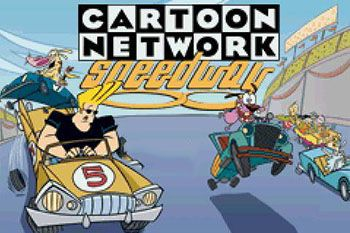 Cartoon network: Speedway