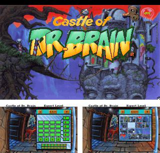 In addition to the sis game FIFA 2009 for Symbian phones, you can also download Castle of Dr. Brain for free.
