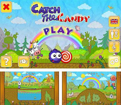 In addition to the sis game Greg Hastings' Tournament Paintball Max'd for Symbian phones, you can also download Catch the Candy for free.