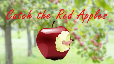 Catch the Red apples