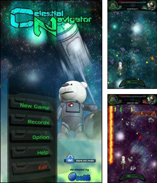 In addition to the sis game Super miners for Symbian phones, you can also download Celestial Navigator for free.