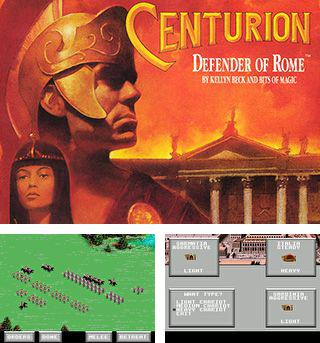 In addition to the sis game Crash bandicoot kart for Symbian phones, you can also download Centurion: Defender of Rome for free.