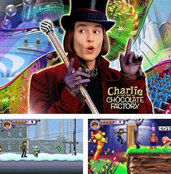 In addition to the sis game HemeNandC for Symbian phones, you can also download Charlie and the Chocolate Factory for free.